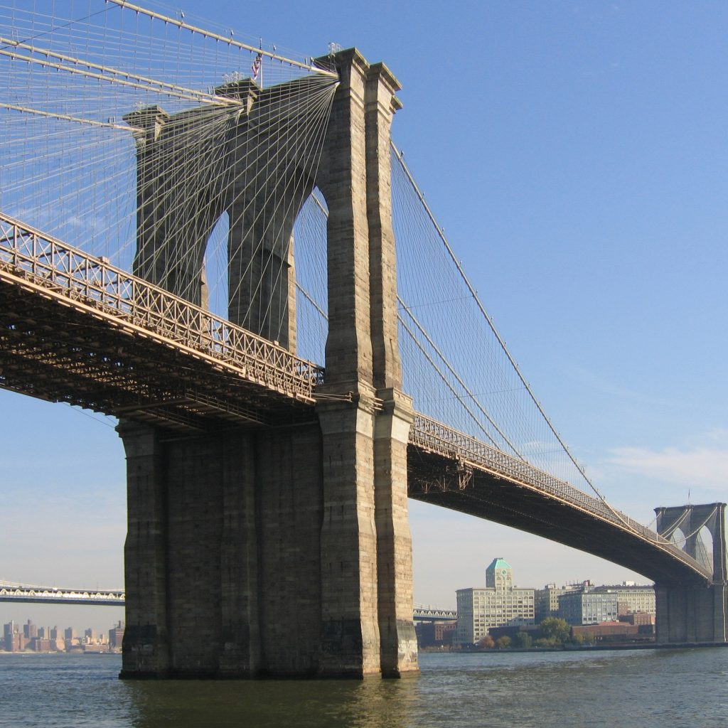 BROOKLYN BRIDGE - BROOKLYN HEIGHTS- DUMBO TOURS